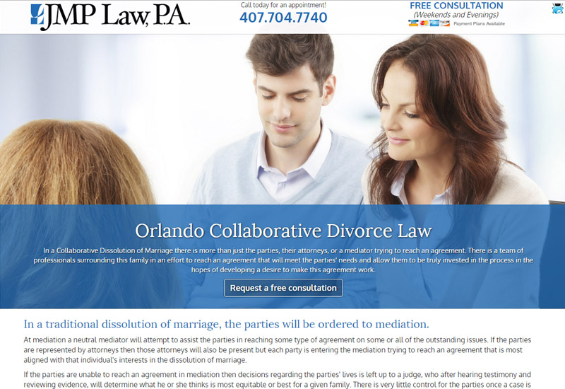 Orlando Collaborative Lawyer | Collaborative Divorce Attorney